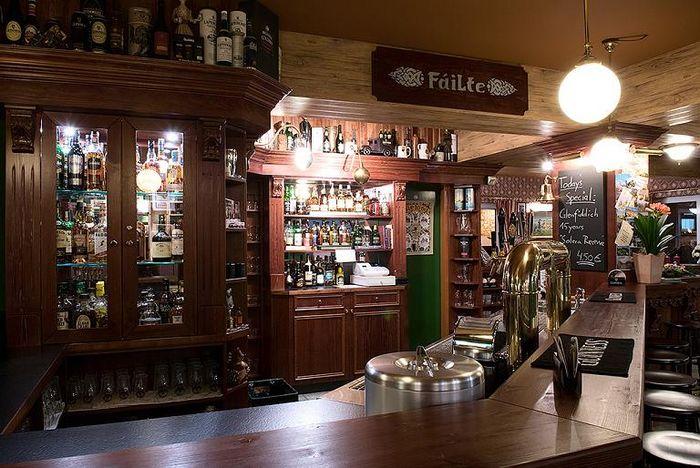 Unser Pub - Neueroeffnung 2007